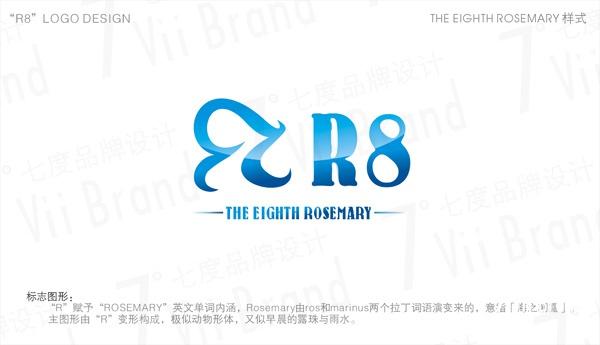 R8品牌LOGO设计-6
