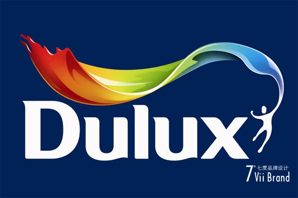 多乐士Dulux新标识