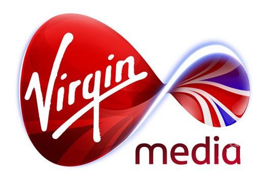 VirginMedia标识VI形象
