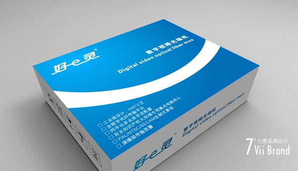 好易灵传输产品包装设计