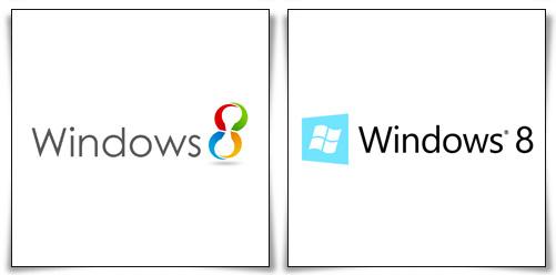 Windows-8标志设计