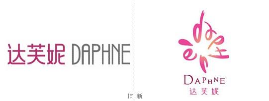 达芙妮Daphne新标志