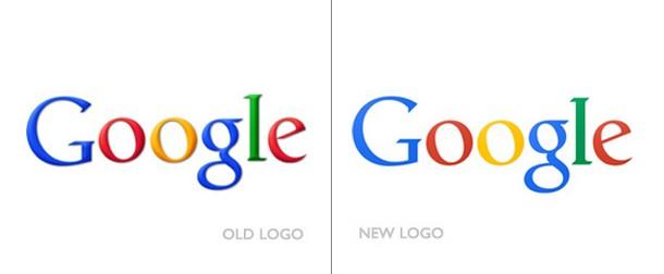 谷歌Google发布扁平化新品牌识别系统设计