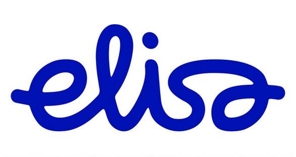 芬兰知名电信运营商 Elisa 新标志 LOGO