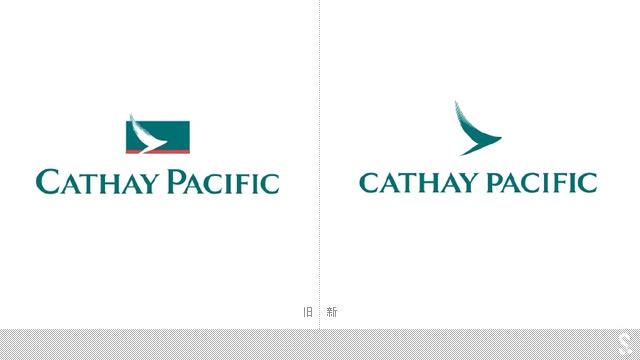 国泰航空(Cathay Pacific)新LOGO