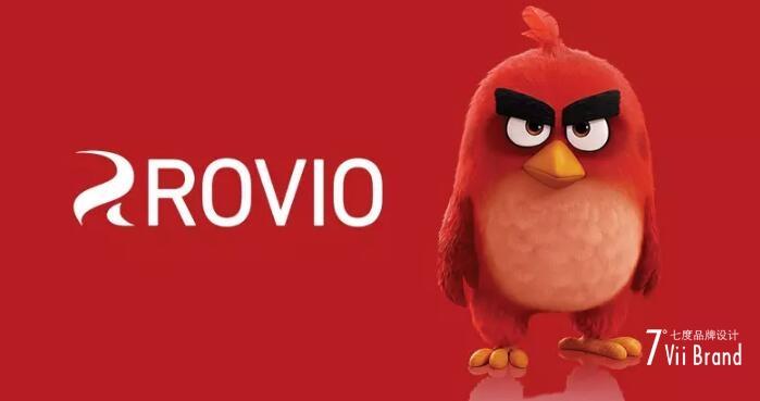 芬兰游戏开发公司Rovio调整LOGO