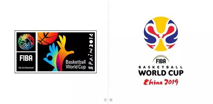 2019年中国男篮世界杯会徽正式发布 灵感源于京剧