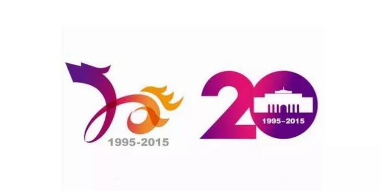 清华大学法学院复建20周年logo