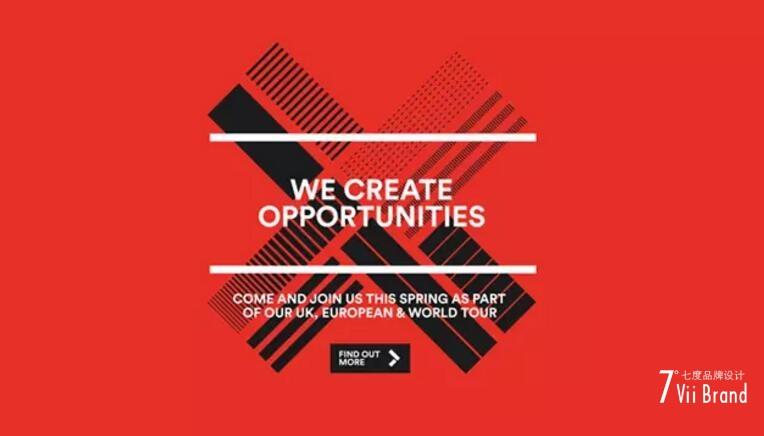 英国创意艺术大学(UCA)新形象LOGO