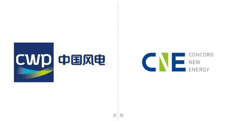"""中国风电 更名""""协合新能源""""并发布新LOGO"""