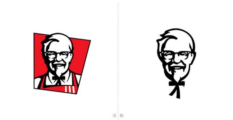回归初心:肯德基(KFC)启用第六代新LOGO