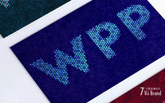 全球最大广告传播集团WPP启用新LOGO